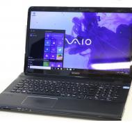 Sony Vaio SVE171G12M Intel i5 3230M