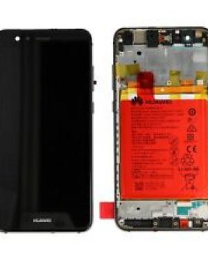 P10 LITE WAS-LX1 DISPLAY COMPLETO ORIGINALE CON BATTERIA 02351FSG