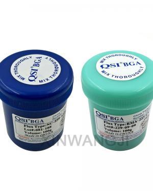 PCB FLUX PASTE  SALDATURA/SMD SALDATURA PASTE FLUX GRASSO FLUX 100G