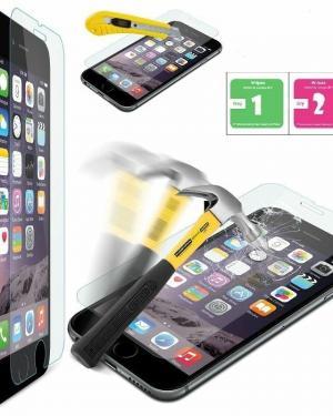 IPHONE 6G,6S,7,8,SE 2020 PELLICOLA VETRO TEMPERATO 10 PEZZI