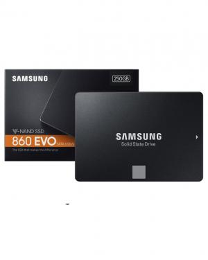 SAMSUNG SSD 250GB 860 EVO SATA 3