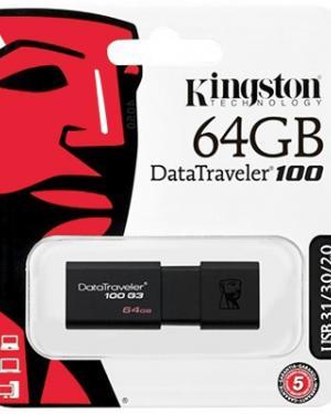 KINGSTON DATA TRAVELLER CHIAVETTA USB 64GB