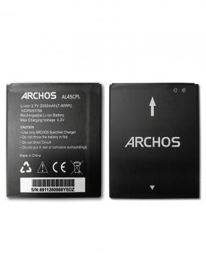 ARCHOS 45 PLATINUM 45 TITANO BATTERIA AC45TI