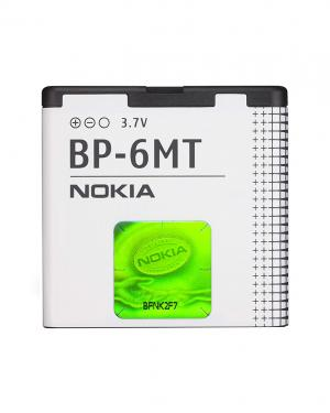 NOKIA BATTERIA N81 N82 E51 BP-6MT