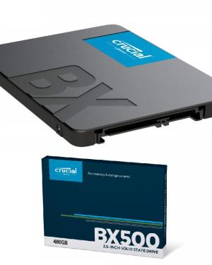 CRUCIAL SSD 480GB BX500