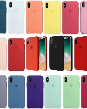 IPHONE 11 PRO A2215 COVER SILICONE CASE ORIGINALE
