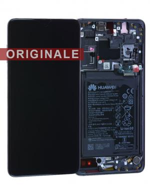 MATE 20 HMA-L09 DISPLAY COMPLETO ORIGINALE CON BATTERIA 02352ETG