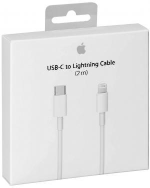 APPLE CAVO LIGHTNING USB TIPO-C ORIGINALE MKQ42FE/A 2M