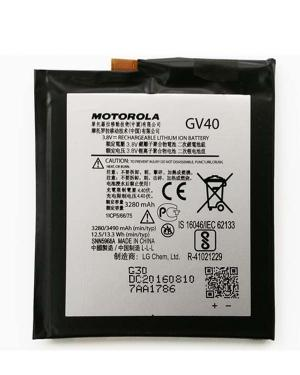 MOTO Z DROID FORCE XT1650-02 BATTERIA GV-40