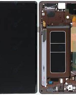 NOTE 9 N960F DISPLAY COMPLETO ORIGINALE GH97-22269D