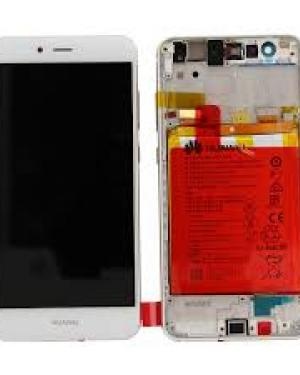 P10 LITE WAS-LX1 DISPLAY COMPLETO ORIGINALE CON BATTERIA 02351FSC
