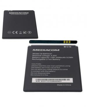PHONEPAD DUO S531 BATTERIA M-BATS53