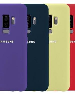 GALAXY S9+ G965F SILICONE COVER