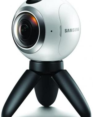 SAMSUNG GEAR 360 CAM