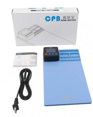 TAPPETINO PRE-RISCALDANTE 7 POLLICI CP-300 CPB.