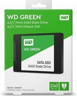 WD GREEN SATA SSD 240GB 2.5 WDS240G2G0A