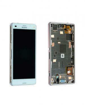XPERIA Z3 COMPACT D5803 DISPLAY COMPLETO CON FRAME