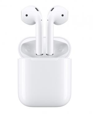 AIRPODS CUFFIE COMMERCIALI BLUETOOTH CON CASE DI RICARICA