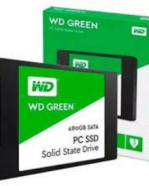 WD GREEN SATA SSD 480GB 2.5 WDS480G2G0A