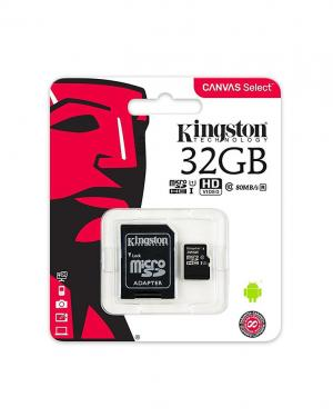 KINGSTON MEMORYCARD MMC 32GB CLASSE 10