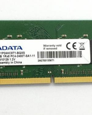 RAM PC PORTATILE DDR4  8GB AO1P24HC8T1-BQXS PC4-2400T-SA-11 1.2V