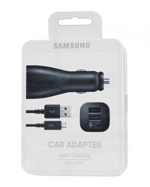 ALIMENTATORE PER AUTO SAMSUNG MICRO USB 15W BLIST