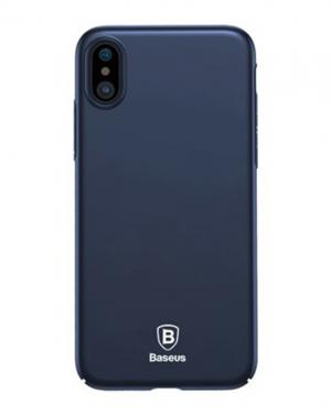 IPHONE X COVER RIGIDA ULTRA SILM BASEUS