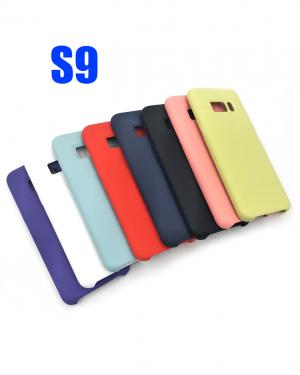 S9 COVER SILKY E SOFT TOUCH SAMSUNG IN SILICONE BLIST