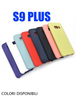 S9 PLUS COVER SILKY E SOFT TOUCH SAMSUNG IN SILICONE BLIST