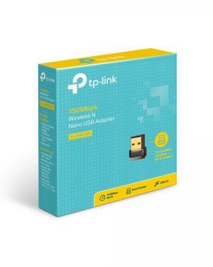WIELESS N NANO USB ADAPTER TPLINK 150 MBPS