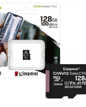KINGSTON MEMORY CARD 128GB